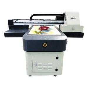uv فلیپډ پرنټر A2 پی پی سی کارت UV چاپ ماشین ډیجیټل انکسیکټ پرنټر DX5