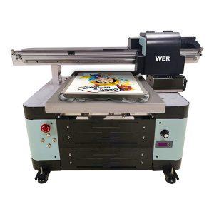 سی د سټیټ ټیټ ماشین بیه د ټي شرټ چاپ رنګ رنګی رنګ ډاټا چاپ کړه