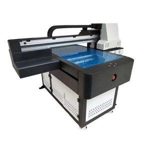 د A1 6090 مستقیم جټیو UV پرنټر د شیشې د فلش لپاره د سیرامیک لرګیو کار قلم مواد