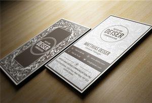 د A1 UV WER-EP6090UV لخوا چاپ شوی د Wooden کارت کارت
